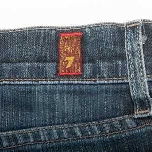 7 For All Mankind Standard Classic Straight Jean